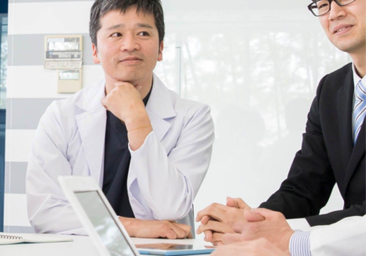 医業経営、財務会計、人事労務など専門家集団